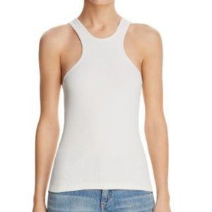 Dylan Gray  Knit Tank Ivory Color Size Small